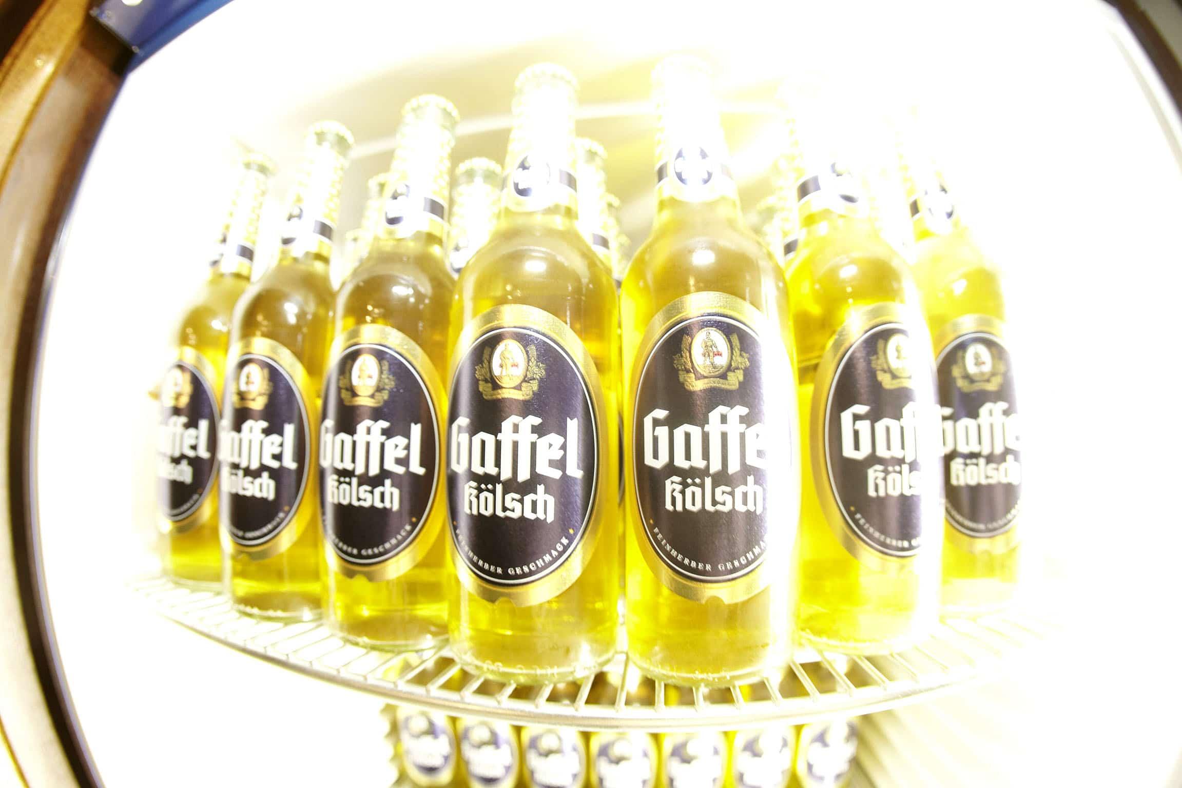 Gaffel Kölsch erfolgreich mit modernen Gastro-Konzepten, jungen Events und Kölsch in Szene-Kneipen