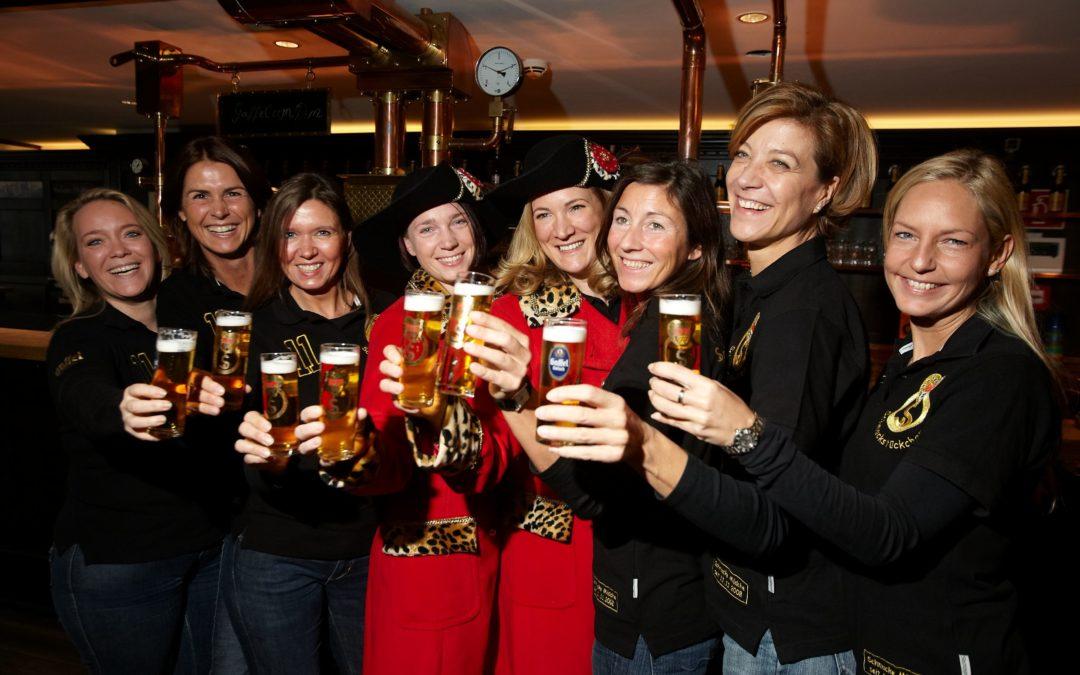 """""""Schmuckstückchen"""" sind Kölns jüngster Damen-Karnevalsverein"""