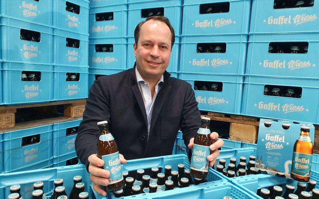 Aufgrund großer Nachfrage gibt es den Urvater des Kölsch jetzt auch in der Flasche