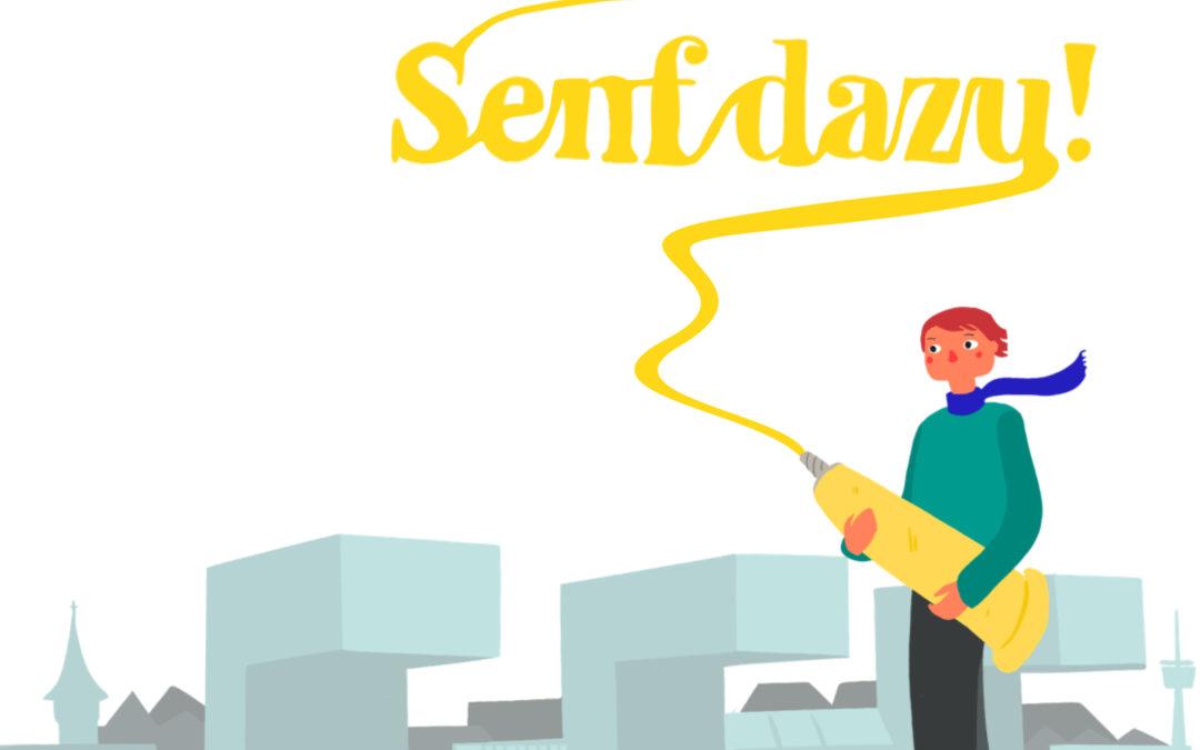 """Senf.koeln – Hier gibt man der Stadt seinen """"Senf"""" dazu"""