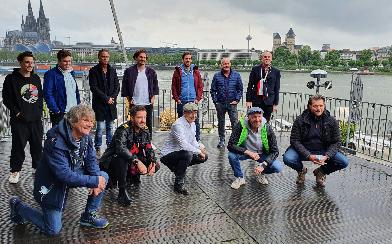 """Elf kölsche Bands treten zum Auftakt der Tour """"Sommer im Garten"""" an Fronleichnam im Tanzbrunnen auf"""