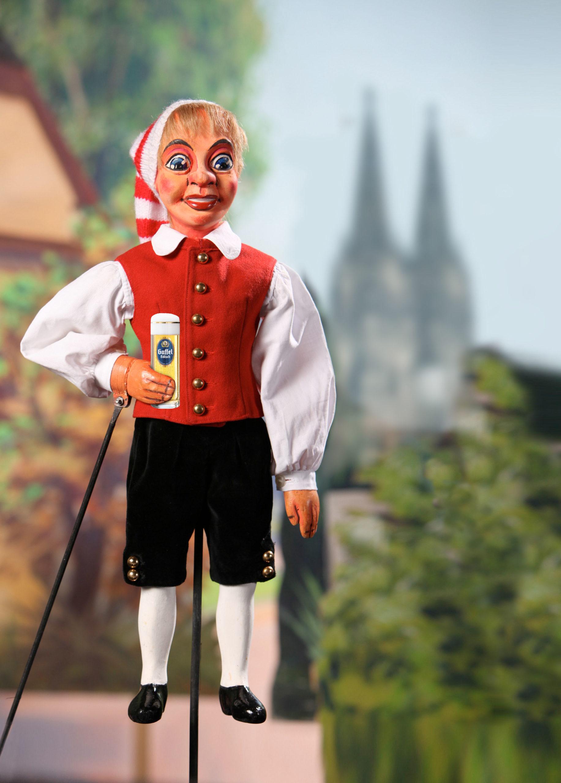 Hänneschen Stimme für Köln