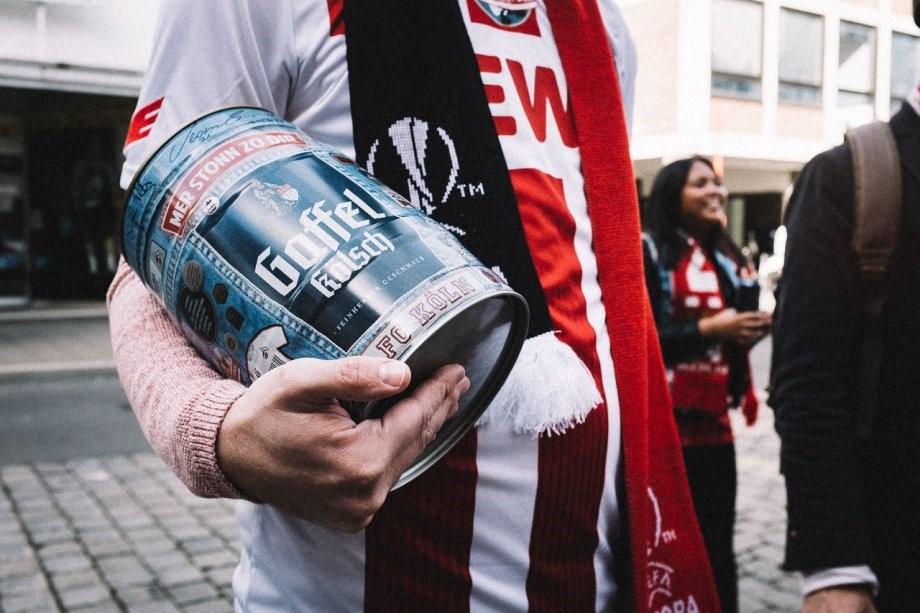 Gaffel belohnt das Mitfiebern beim FC