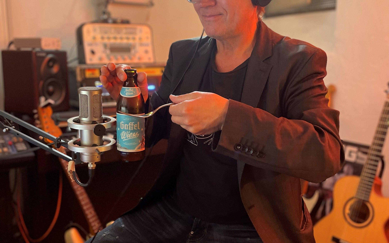 """Brings produziert akustische Visitenkarte: Aus """"Hück räänt et Kölsch"""" wurde das neue Gaffel-Soundlogo"""
