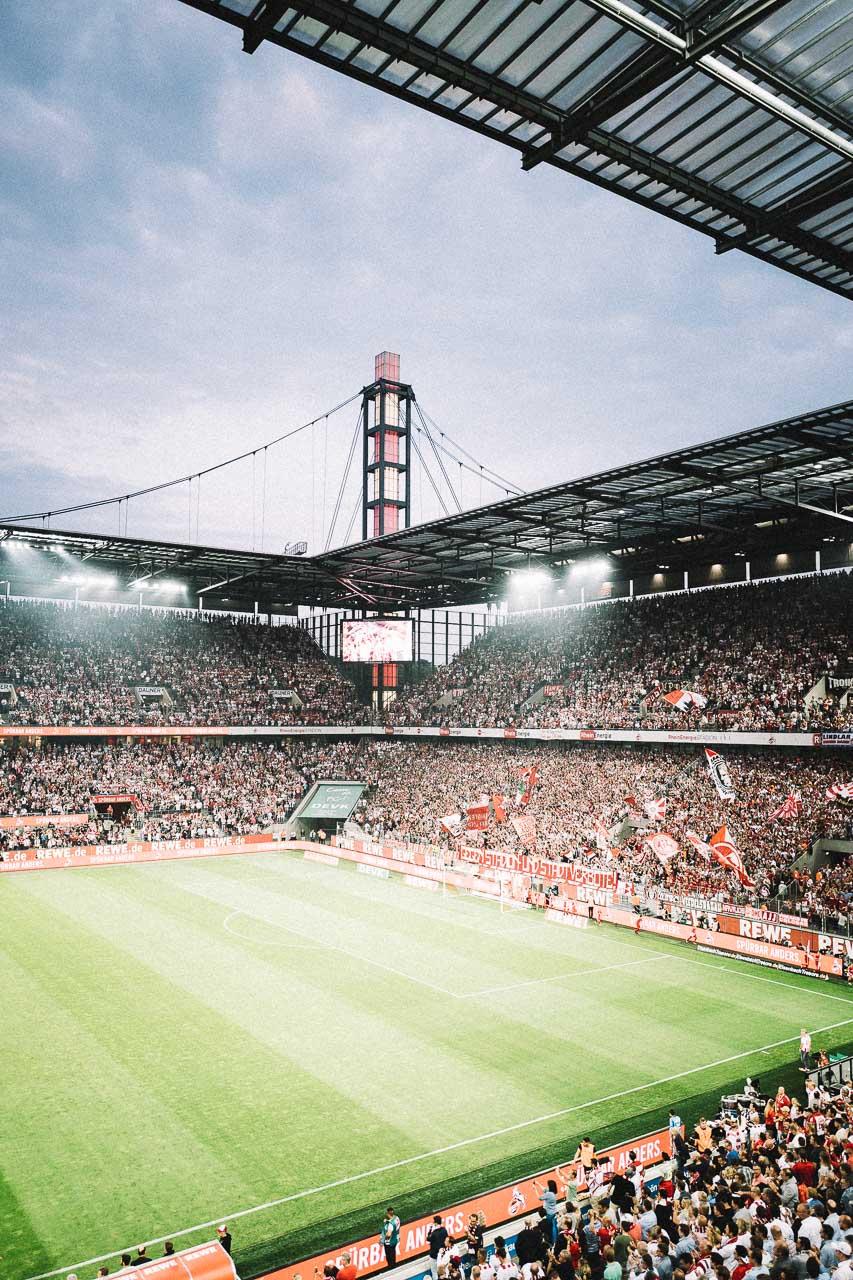 1. FC Köln - RheinEnergieSTADION