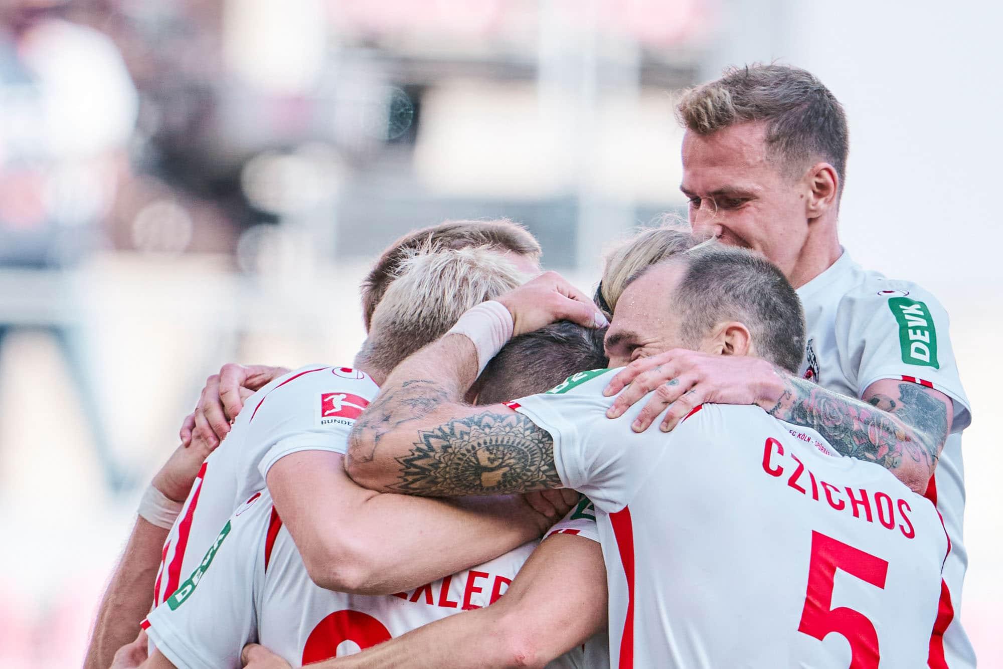 1. FC Köln. Besonders Kölsch.