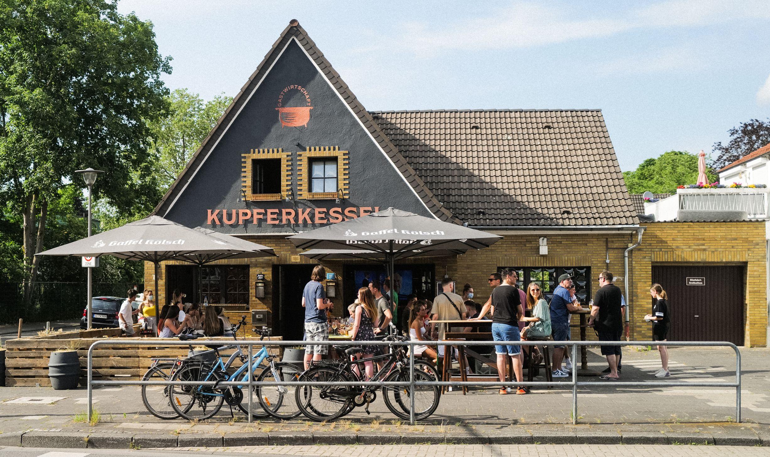Kupferkessel in Urbach mit neuem Konzept wiedereröffnet