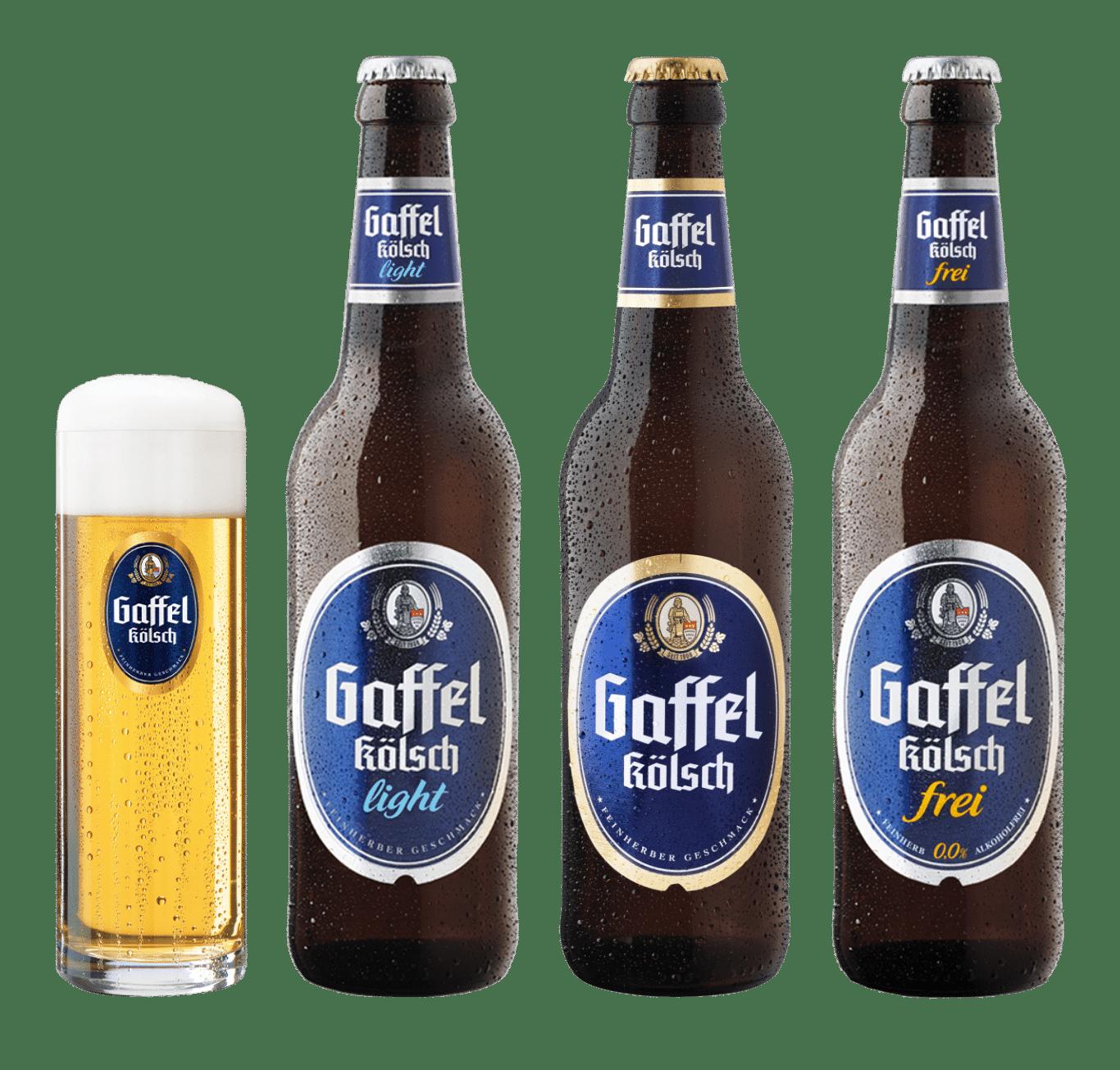 Gaffel Kösch – Besonders. Kölsch