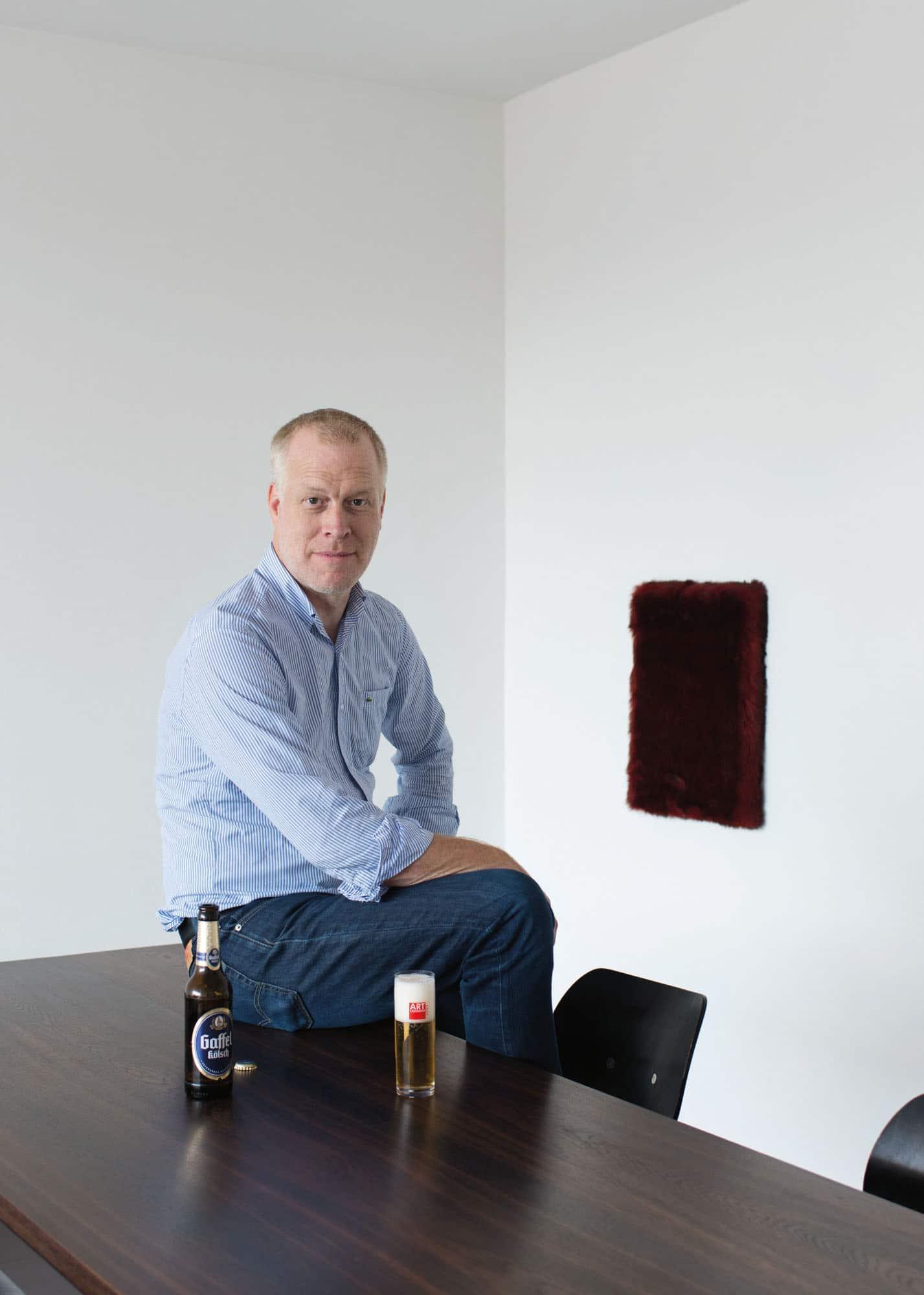 Sebastian Trägner Stimme für Köln