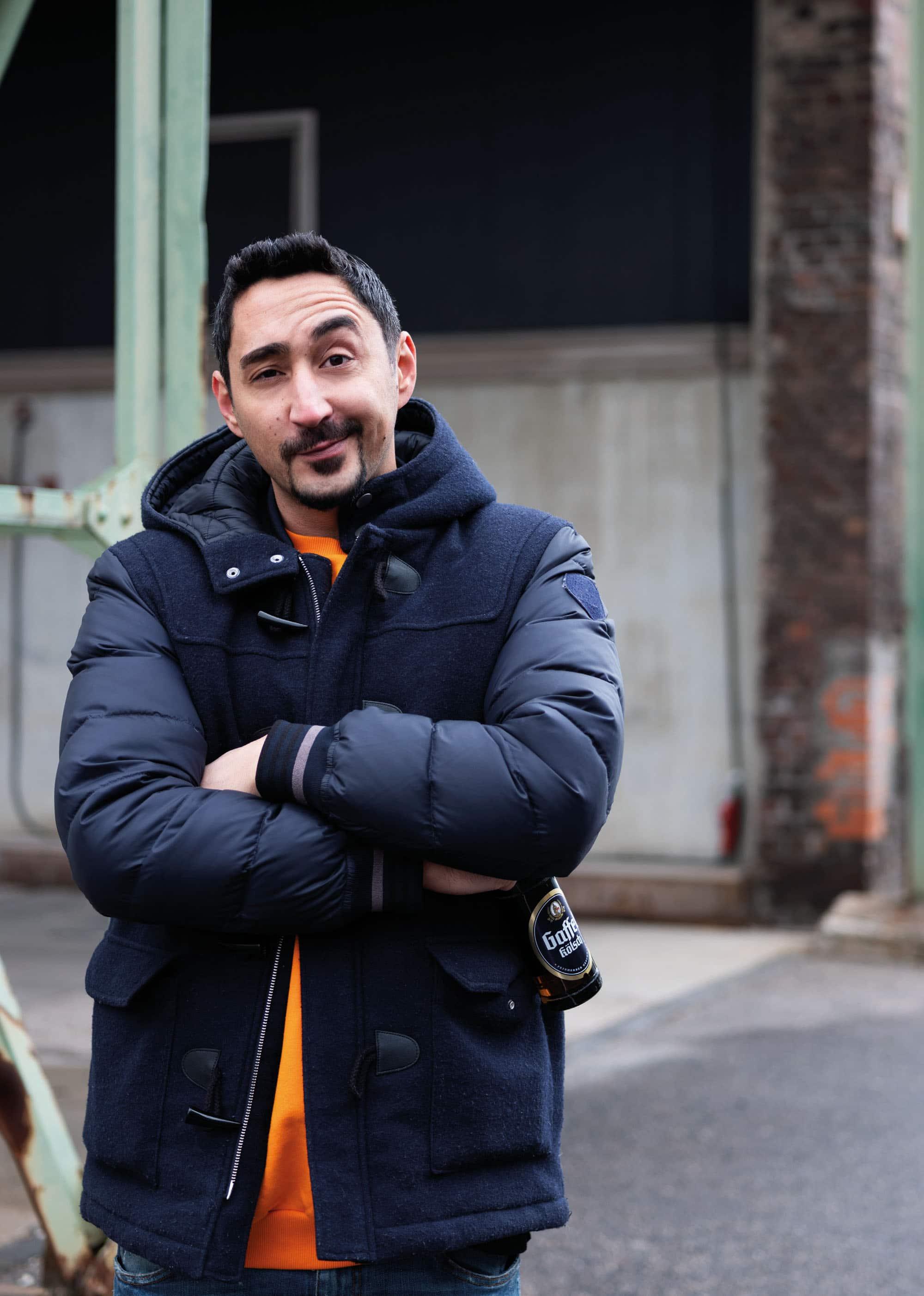 Eko Fresh Stimme für Köln