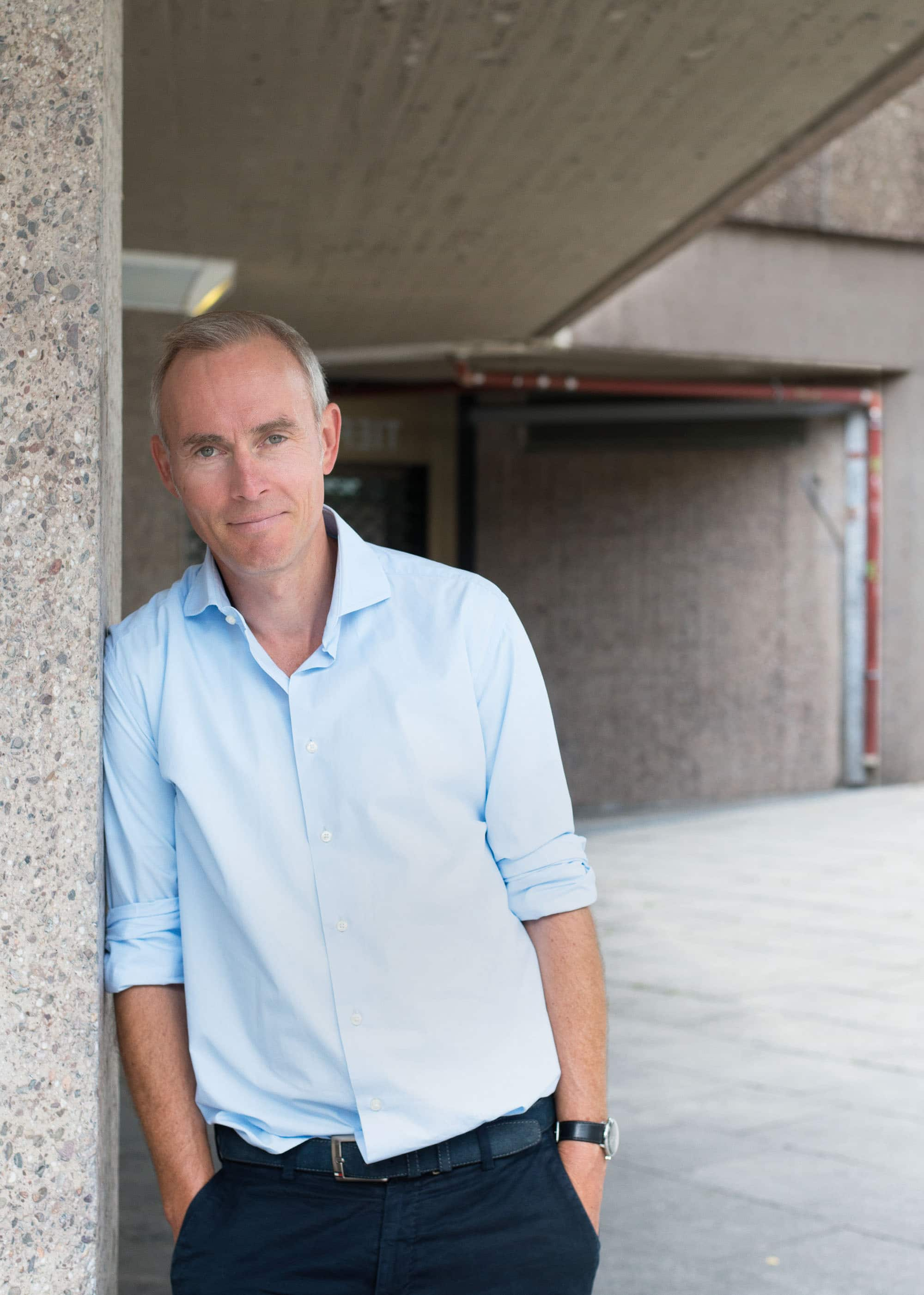 Johann König am Ebertplatz – Stimme für Köln