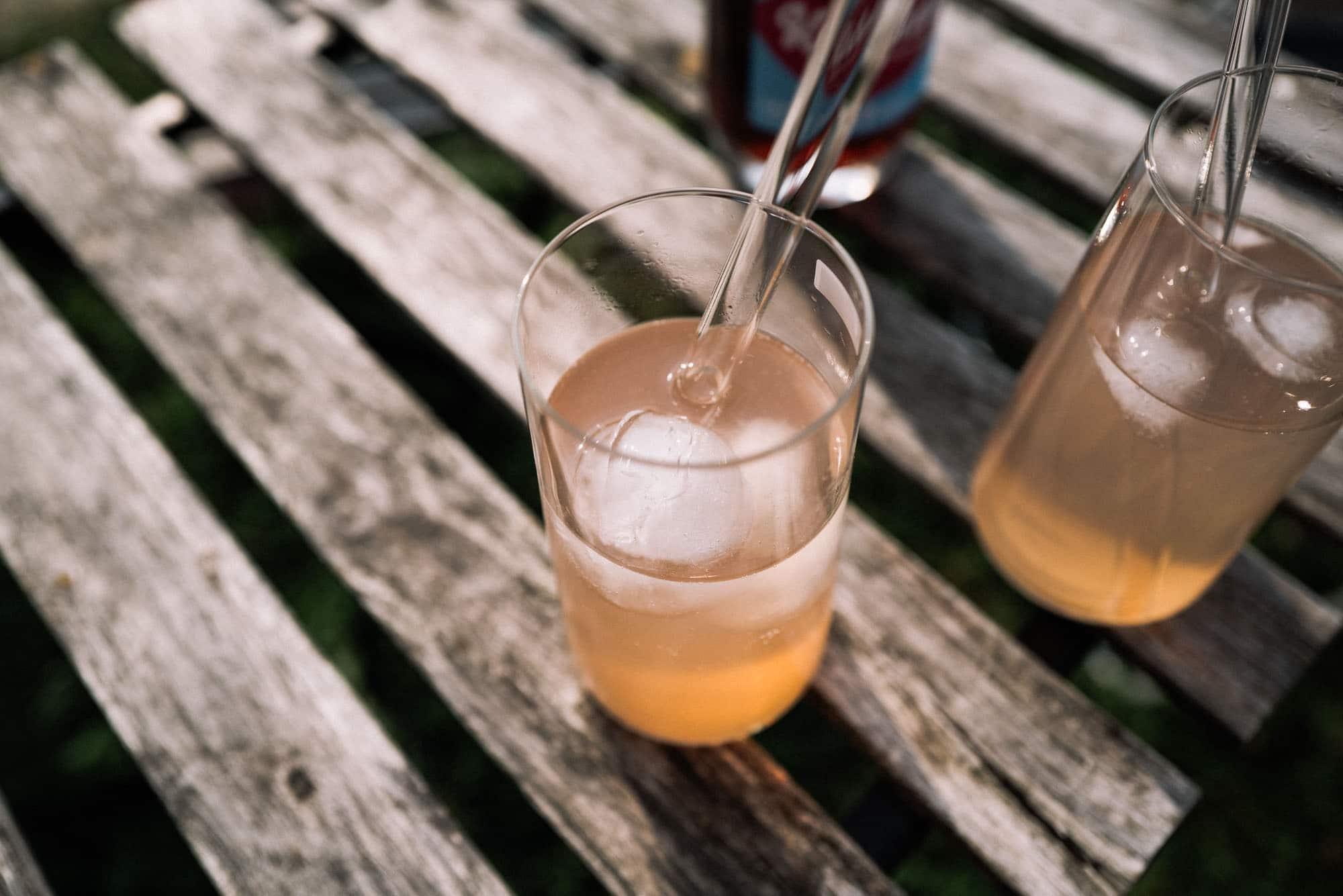 Lemonkiss – der sommerliche Kebekuss Cocktail