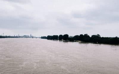 Unser Hilfsangebot beim Jahrhunderthochwasser