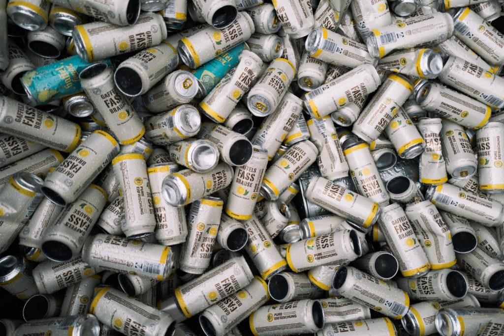 Unsere Recyclingquote gehört zu unserer Verantwortung