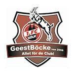 1. FC Köln – Fanclub – GeestBöcke von 2004