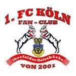 1. FC Köln – Fanclub – Ihrefelder Geissböcke von 2001